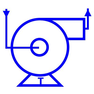 Turbo-Soplador